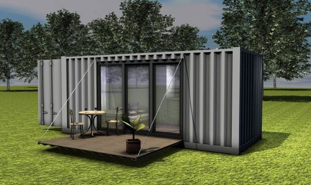 wohnen leben im container tipps f r die container planung mampo. Black Bedroom Furniture Sets. Home Design Ideas